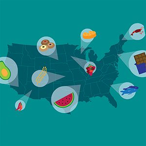 These Iconic Foods From Every U.S. State Might Surprise You