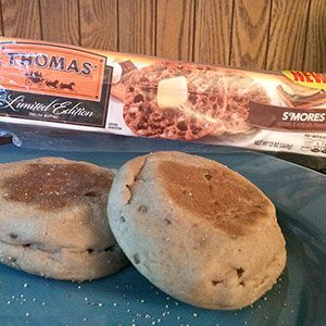 We Tried Thomas' S'mores English Muffins. Here's What You Should Know.
