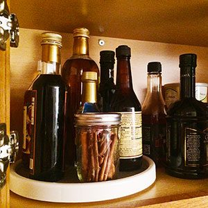 10 Genius Ways to Use a Lazy Susan