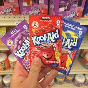 10 Awesome Ways to Use Kool-Aid Packets Around the House