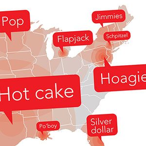 We Know Where You're From Based On What You Call These Foods