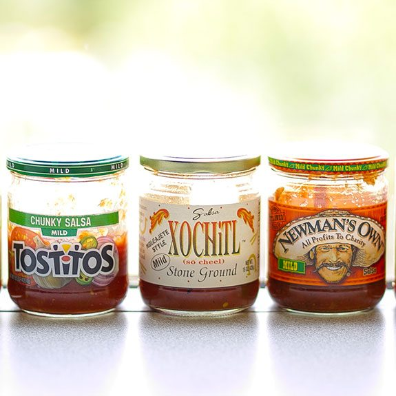 We Taste Tested 5 Popular Brands of Salsa and Here's What You Should Know