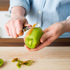 How to Peel a Kiwi (Plus Tips on What to Do With it Afterward)