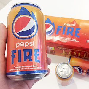 We Tried Pepsi Fire and Here's What You Need to Know