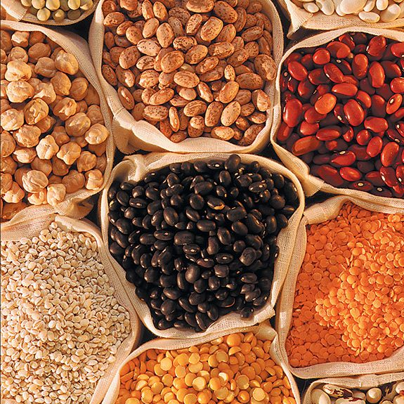 Dried beans make a fresh and flavorful homemade protein source.