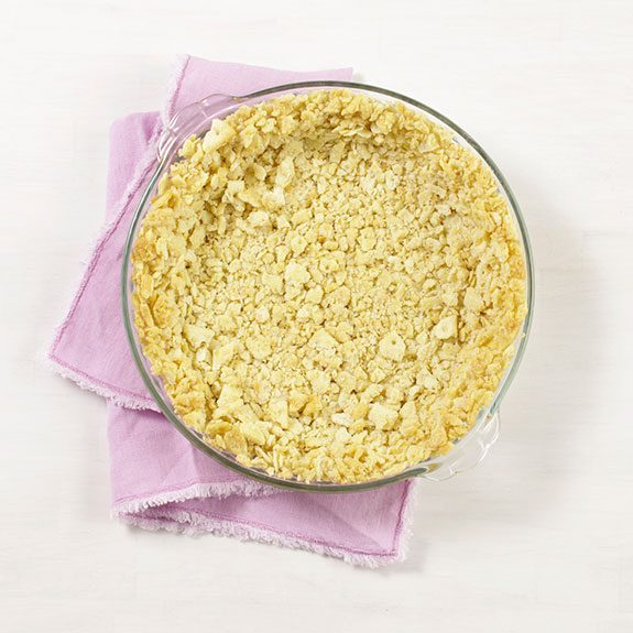 Saltine Cracker Crust