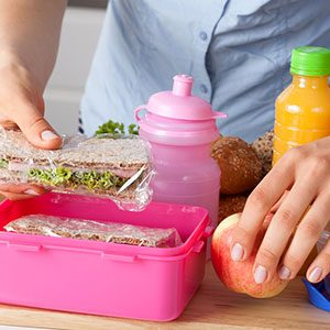 Easy, Healthy School Lunch Ideas You Can Make Ahead