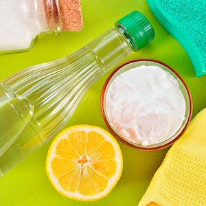50 Clever Ways to Clean with Baking Soda