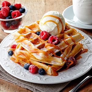 The Best Waffle Toppings, From Savory to Sweet