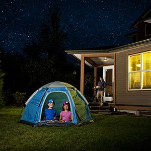 The Ultimate Guide for Backyard Camping with Your Kids