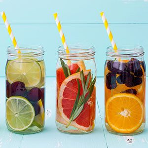 10 Insanely Easy Infused Water Recipes for When You're Feeling Fancy