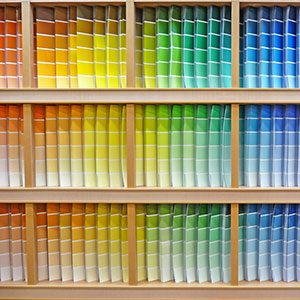 8 Crafty Ways to Use Paint Chips