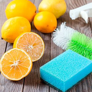 20 Fresh Ways to Clean with Lemon