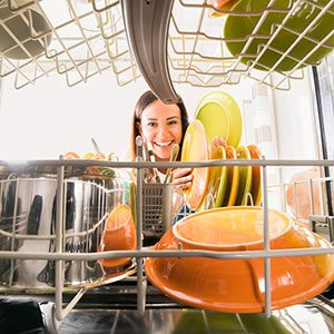 How to Clean a Dishwasher with Items You Already Own