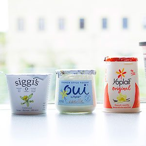 We Taste-Tested 5 Popular Yogurt Brands. Our Top Pick May Surprise You.