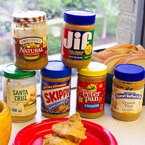 We Taste-Tested the Most Popular Chunky Peanut Butters. See Our Results.