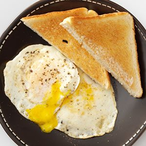 egg recipes for lunch