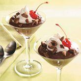 Chocolate Malt Desserts