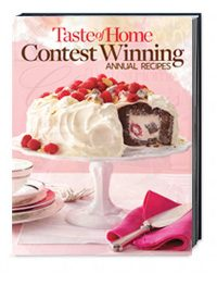 Contest Winning Annual Recipes 2014