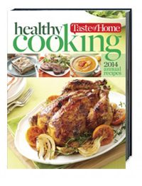 Healthy Cooking Annual Recipes 2014