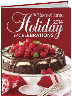 Taste of Home Holiday & Celebrations