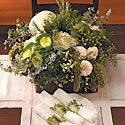 Fall Wedding Centerpiece Photo