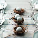 Bird Nest Centerpiece Photo