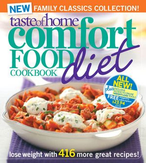 Comfort Food Diet One Week Free Trial