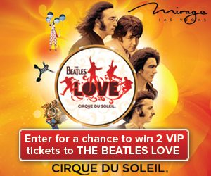 Beatles Love by Cirque du Soleil