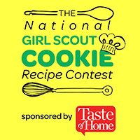 Girl Scout Cookie Recipe Contest