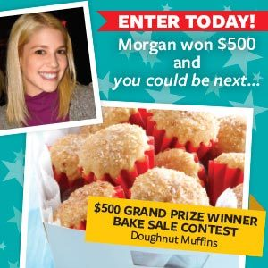 Best Recipe Spin-Off Contest: Win up to $500!