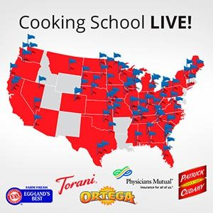 Taste of Home Cooking School LIVE
