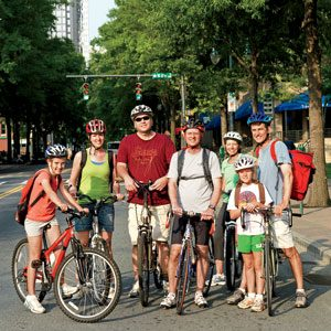 Burrito Bikers Deliver Meals on Two Wheels