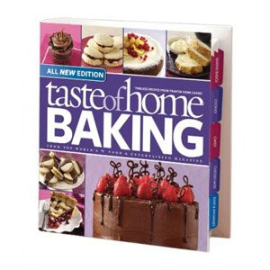 Taste of Home Baking Book