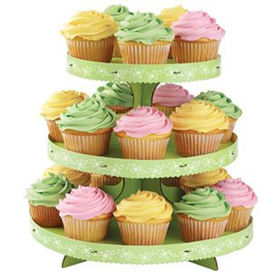 Easter Cupcake Stand