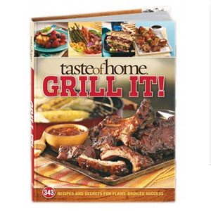 Grill It Cookbook