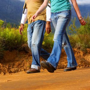 A Head to Toe Guide to Walking   Taste of Home