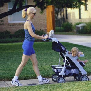 Exercise For a Busy Parent