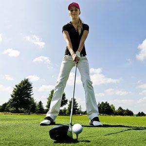 Golfing for Fitness