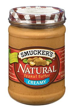 Natural Peanut Butter Taste Test