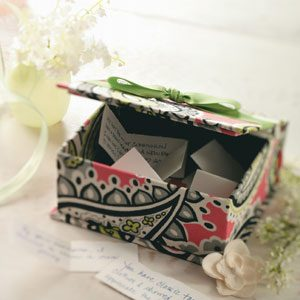 How to Make a Mother's Day Memory Box