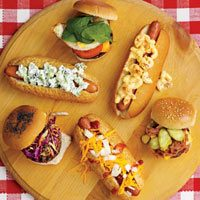 Hot Dog & Burger Toppings
