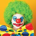Clown Face Painting Photo