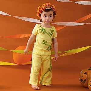 Bouquet of Flowers Halloween Costume