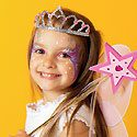 Princess Face Painting Photo