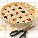 How to Make a Lattice Pie Photo