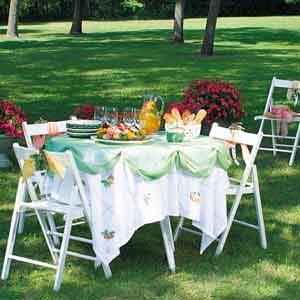 Garden Luncheon