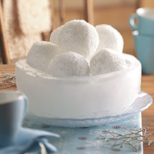 Snowball Centerpiece