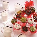 Cupcake Decorating Station Photo