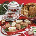 Christmas Tea Party Photo